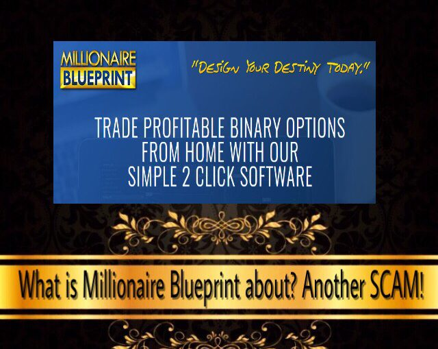 What is millionaire blueprint about another scam hi money bye what is millionaire blueprint about another scam malvernweather Image collections