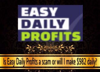 Is Easy Daily Profits a scam
