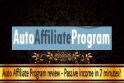 Auto Affiliate Program scam