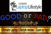 is the ultimate laptop lifestyle a scam