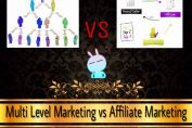multi level marketing vs affiliate marketing