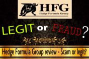 is hedge formula group a scam