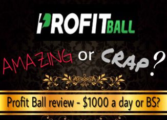 is profit ball a scam