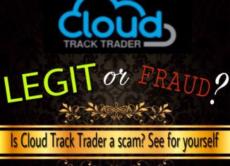 is cloud track trader a scam