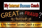 is my internet success coach a scam