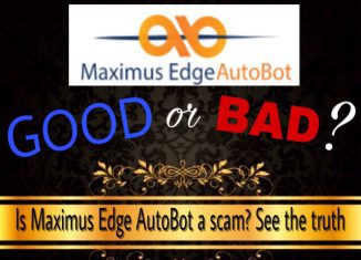 is maximus edge autobot a scam