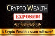 is crypto wealth a scam