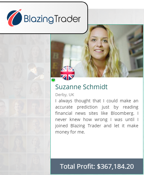 is blazing trader a scam