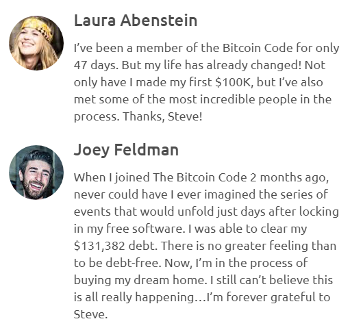 is bitcoin code a scam, the bitcoin code review