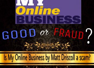 is my online business a scam