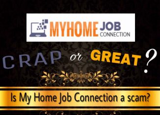 is my home job connection a scam