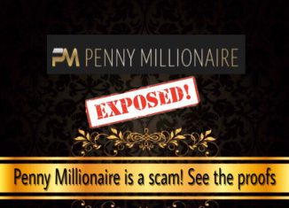 is penny millionaire a scam