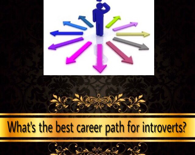 career path for introverts