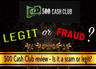 is 500 cash club a scam