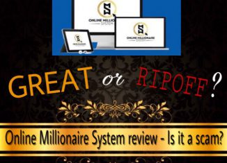 is online millionaire system a scam