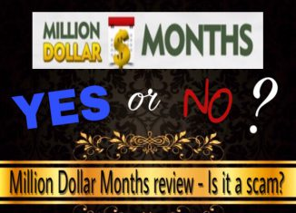 is million dollar months a scam