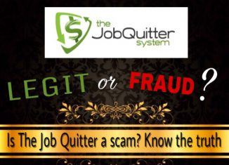 is the job quitter a scam