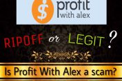 is profit with alex a scam