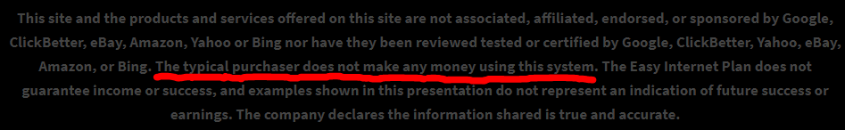 is copy my websites a scam