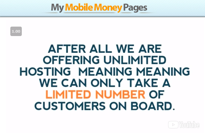 is my mobile money pages a scam