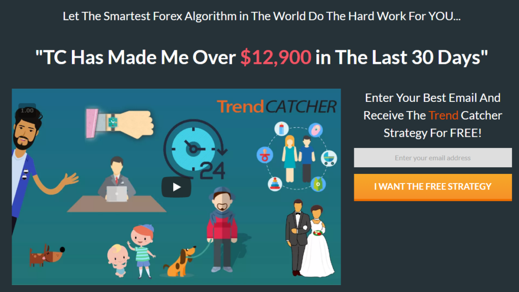 is trend catcher a scam