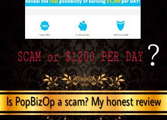 is popbizop a scam