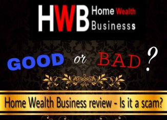 is home wealth business a scam