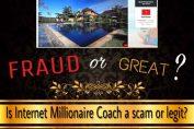 is internet millionaire coach a scam