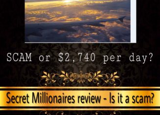 is secret millionaires a scam