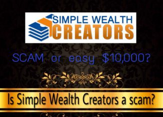 is simple wealth creators a scam