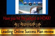 is leading online success plan a scam
