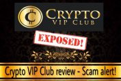 is crypto vip club a scam