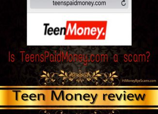 is teenmoney a scam