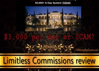 is limitless commissions a scam