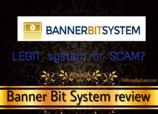 is banner bit system a scam