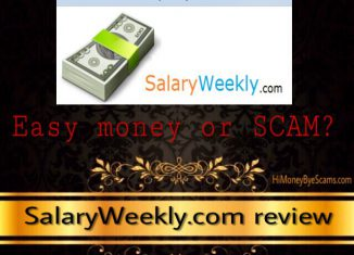 is salaryweekly.com a scam