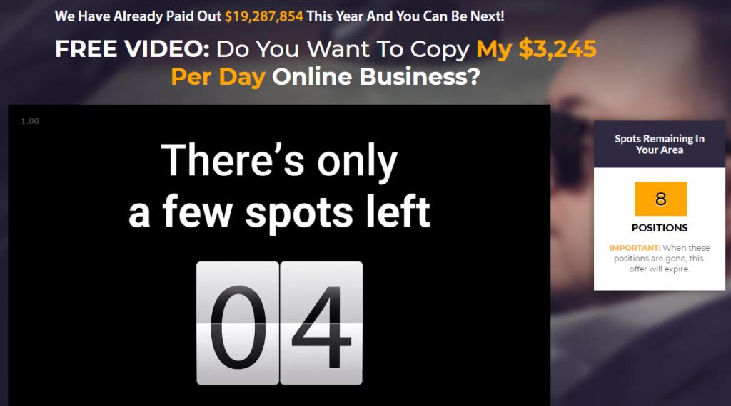 is copy the millionaire a scam
