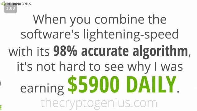 Hasil gambar untuk the crypto genius review
