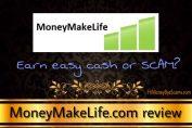 is moneymakelife.com a scam