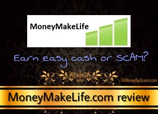 is moneymakelife.com a scam