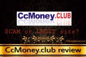 is ccmoney.club a scam