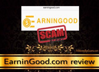 is earningood.com a scam