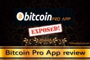 is bitcoin pro app a scam