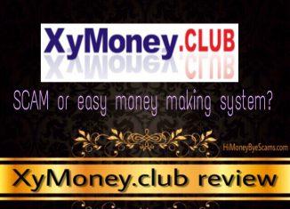 is xymoney.club a scam