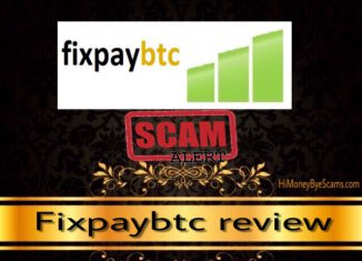 is fixpaybtc a scam