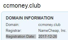 is ccmoney.club a scam