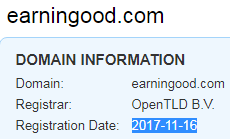 is earningood a scam