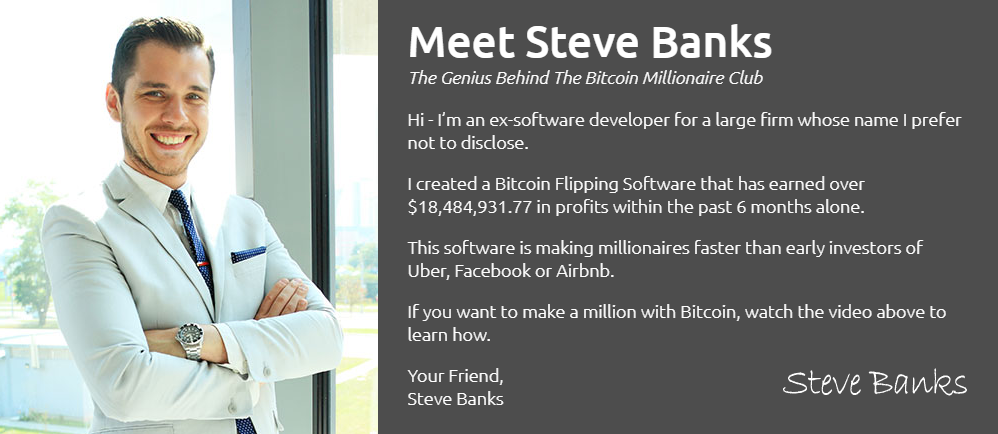 is the bitcoin millionaire club a scam