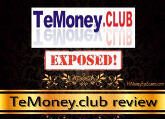is temoney.club a scam