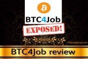 is btc4job a scam